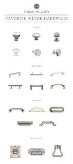 best cabinet hardware top knobs kitchen brushed nickel bin pull silver roundup modern pulls extra long