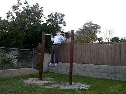 How To Make A Barstarzz Park  YouTubeBackyard Pull Up Bar Plans
