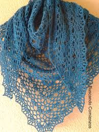Quick Crochet Shawl Pattern