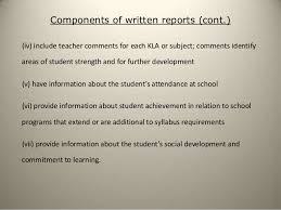 Report comment bank  Year       General comments   Top Teacher     Report Card Comments pdf