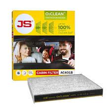<b>Салонный фильтр JS O2CLEAN</b> AC401B — купить в интернет ...