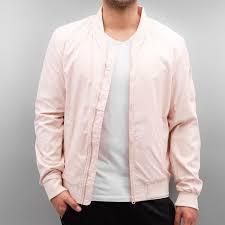 Light Pink Jacket Men Urban Classics Jacket Bomber Light In Pink Men Urban