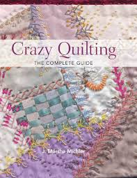 Best 25+ Crazy quilting ideas on Pinterest | Crazy quilt stitches ... & Crazy quilting the complete guide Adamdwight.com