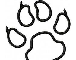 Small Picture The pictures for Panther Paw Coloring Page