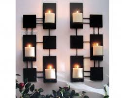 Wall Decor Candle Sconces Wall Candle Holders Modern Wall Decor for size  1024 X 819