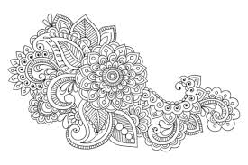 Small Picture Complex Mandala Coloring Pages for Adults Gianfredanet