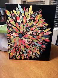 diy canvas art ideas easy canvas art ideas marvelous do it yourself wall adorable quality 6 diy canvas art ideas