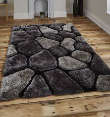 noble house rugs black grey 5858 tap to expand