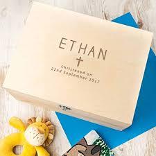 personalized baptism keepsake box personalized christening keepsake box personalized baptism gifts for boys
