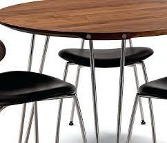 round hairpin leg dining table walnut round dining table small hairpin leg dining table