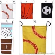 2019 basketball baseball garden flag sports flags easter ball flag canvas garden outdoor decorative garden flag baseball soccer softball hh7 934 from