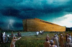 Resultado de imagen de El diluvio
