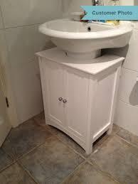 sink cabinet pedestal bathroom joyous bathroom storage under sink solutions for pedestal cabinet idea