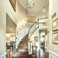 two story foyer lighting impressive chandeliers 2 chandelier how high to hang