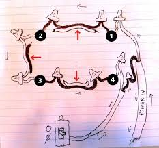 wiring pot lights in parallel diagram wiring image wiring lights in parallel diagram the wiring diagram on wiring pot lights in parallel diagram