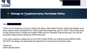 united services automobile association debit card only usaa ban credit card crypto purchases bitrazzi