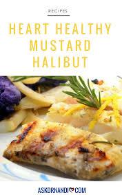 Mustard Halibut   Recipe