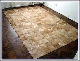 cowhide patchwork rug australia