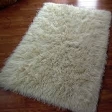 flokati rug 110 x 170cm 1400 grms thickness