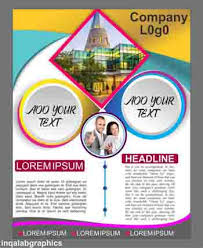 Business Flyer Templates Free Brochure Design Vector