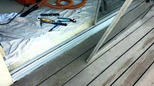 replace sliding screen door patio door track repair patio door track repair patio door track repair sliding glass door track replace sliding screen door