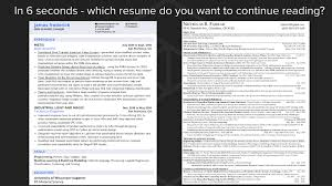 Resumes That Stand Out Beauteous Creating Your Data Science Resume Andrew Savage Medium