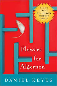 "book review flowers for algernon the ink slinger following doctor s orders slow witted charlie gordon begins to record his story through a series of ""progris riports "" he wants to better himself to ""get"