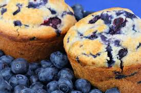 Image result for blueberry muffins