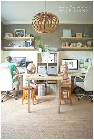 home office craft room ideas. 22 Creative Workspace Ideas For Couples Office Playroombasement Officespare Room Home Tv Craft