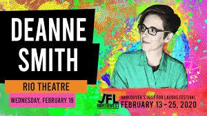 JFL NorthWest: DeAnne Smith – Rio Theatre