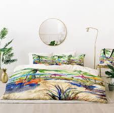 caribbean time bedding
