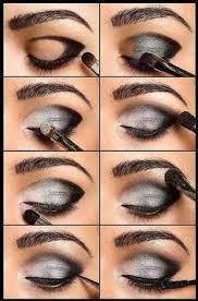 eye makeup tutorial black with wing eye make up tutorials