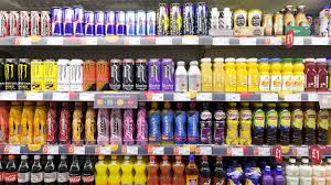 Energy Drink Comparison Chart In The Energy Drink Market Its Ads Vs Science
