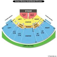 Hollywood Casino Amphitheater St Louis Schedule