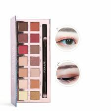 perfect for both professional salon or personal use feel light and soft easily create clear and brilliant eye makeup finish