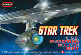 polar lights 1 1000 star trek uss enterprise ncc 1701 large view