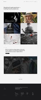 Basic Design Agency Dribbble Basic Agency Website Design 2 2 Jpg By Basic