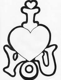 Valentine Printable Coloring Page (id: 17197) – BUZZERG