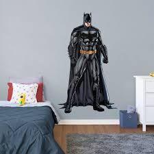 batman the new 52 life size officially licensed dc removable wall decal fathead