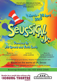 Page 2 of 33 2 — oh, the thinks you can think! Seussical The Musical Jr Kickstarts A Bumper Year Of Children S Theat Iloveza Com