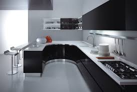 modern white and black kitchens. Ideas And Pos Attractive Modern Kitchen Black White With Kitchens O