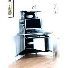 office desks for small spaces. Space Saving Computer Desks For Home Corner Desk Small Spaces Office Furniture Medium Ca White