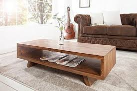 adolph wood bicca coffee table for