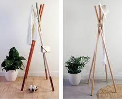 Make Your Own Coat Rack DIY Make your own timber dowel coat rack Porta 84