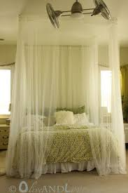 Sheer curtain canopy bed, very romantic!!!!!!!!!!!!!!! | For the ...