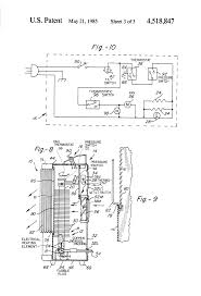 patent us electrically powered portable space heater patent drawing