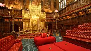Bannerhouseoflordschamberjpg - Houses of parliament interior