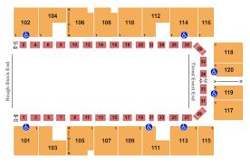 Mesquite Arena Seating Chart Mesquite