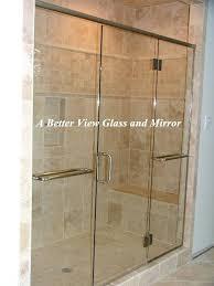 terrific frameless shower door towel bar this glass shower enclosure photo is a glass shower door