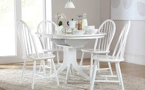 inspiring round kitchen table with 6 chairs for dining sets amazing white round kitchen table and